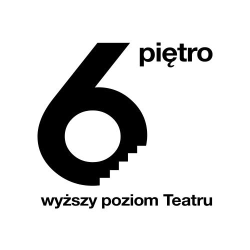 Teatr 6 piętro logo