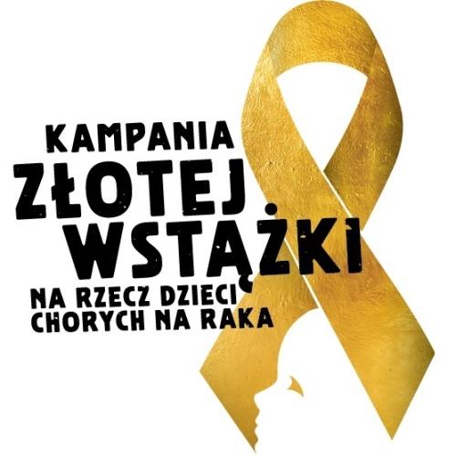 Kampania Złota Wstążka logo
